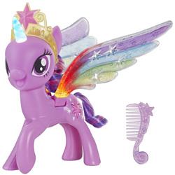 My Little Poney Twilight Sparkle ailes Arc-en-ciel