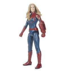 Figurine Marvel Avengers Endgame Titan Power FX Captain Marvel 30 cm