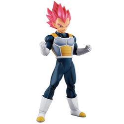 Dragon Ball Z-Figurine Vegeta Super Saiyan God
