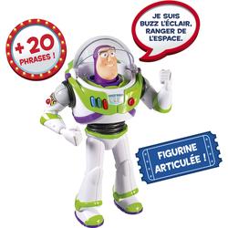 Toy Story 4-Buzz l'éclair parlant 20 phrases