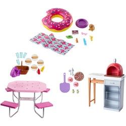 Barbie-Mobilier d'extérieur