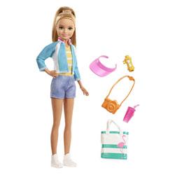 Barbie-Poupée Stacie voyage
