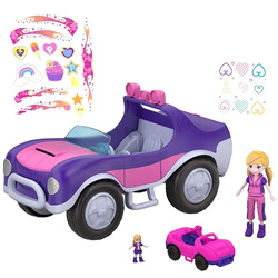 Polly Pocket-La voiture secrète