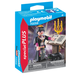 70058 - Playmobil Special Plus - Magicienne et grimoire