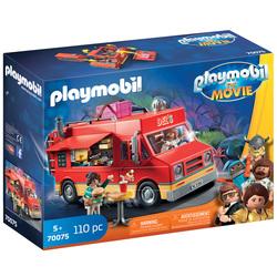 70075 - Playmobil The Movie - Food Truck de Del