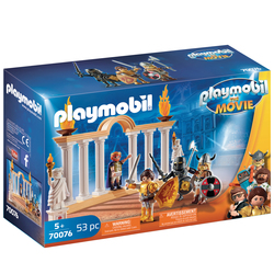 70076 - Playmobil The Movie - Empereur Maximus Colisée