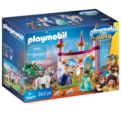 70077 - Playmobil The Movie - Marla et le château enchanté
