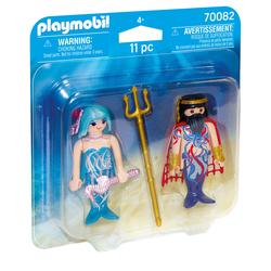 70082 - Playmobil Magic - Duo Roi des mers et sirène