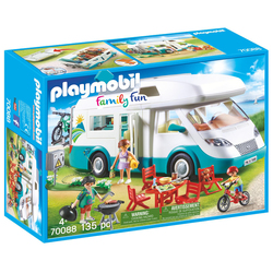 70088 - Playmobil Family Fun - Famille et camping-car