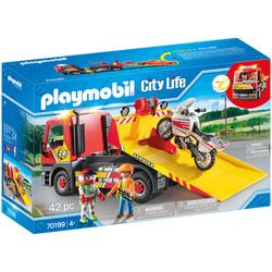 70199 - Playmobil City Life - Camion de dépannage