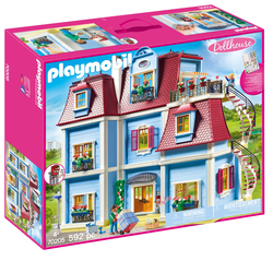 70205 - Playmobil Dollhouse - Grande maison traditionnelle