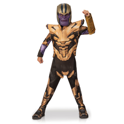 Avengers Endgame-Déguisement luxe Thanos Rubie's taille M 5-7 ans