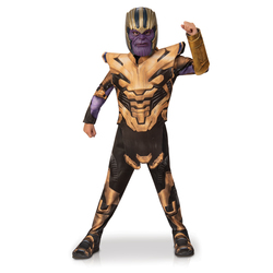 Avengers Endgame-Déguisement luxe Thanos Rubie's taille L 7-8 ans