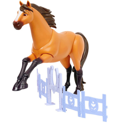 Spirit - Coffret Spirit cheval articulé
