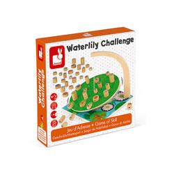 Jeu d'adresse en bois Waterlily Challenge
