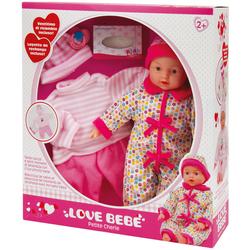 Poupon interactif Petite Chérie avec une tenue