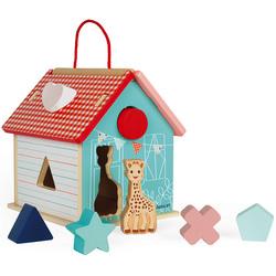 Maison des formes Sophie la Girafe