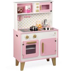 Grande cuisine en bois Candy Chic