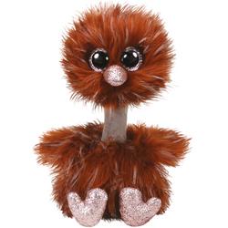 Beanie Boo's - Peluche Orson l'autruche 15 cm