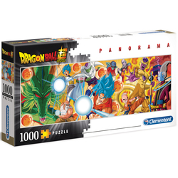 Puzzle panorama 1000 pièces Dragon Ball