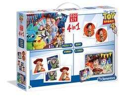 Edukit 4 en 1 - Disney Toy Story 4