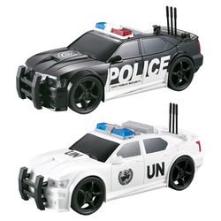 Voiture de Police sonore et lumineuse