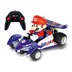 Voiture radiocommandée Mario Kart