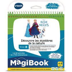 Magibook - Découvre les mystères de la nature - Disney La Reine des Neiges 2