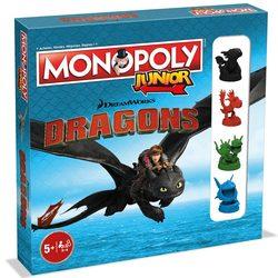 Monopoly Junior Dragons