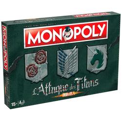 Monopoly L'attaque des Titans