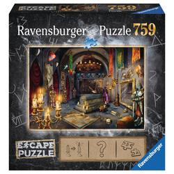 Escape puzzle - La chambre du vampire 759 pièces