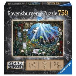 Escape puzzle - Sous l'eau 759 pièces