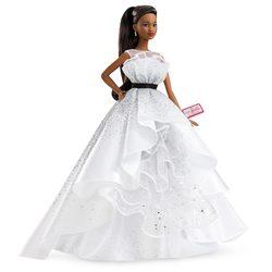 Barbie-Poupée 60 ème anniversaire brune