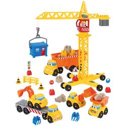 Jeu de construction de chantier Abrick