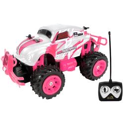 Buggy radiocommandé turbo challenge girly adventure