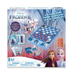 Coffret 6 jeux classiques La Reine des neiges 2