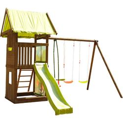Aire de jeux et balançoires Montebello