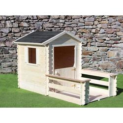Maison en bois Praline