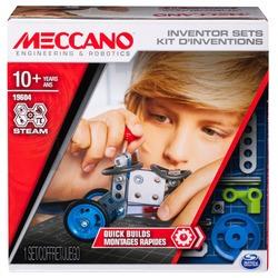 Meccano-Kit d'inventions montages rapides
