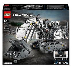 42100 - LEGO®Technic Pelleteuse Liebherr R 9800
