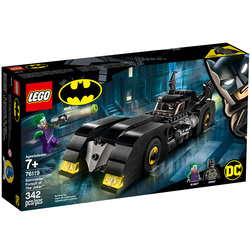 76119-LEGO® DC Comics Super Heroes Batmobile la poursuite du Joker