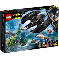 76120-LEGO® DC Comics Super Heroes Le Batwing et le cambriolage de l'Homme-Mystère