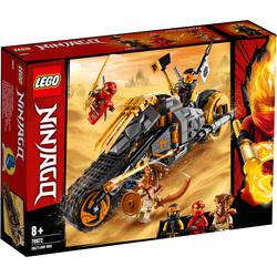 70672-LEGO® Ninjago La moto tout-terrain de Cole