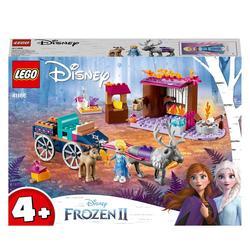 41166 - LEGO® L'aventure en calèche d'Elsa - La Reine des Neiges 2