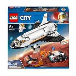 60226-LEGO® City la navette spatiale