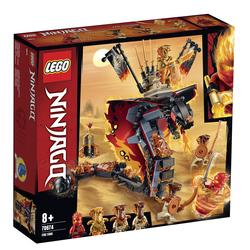 70674-LEGO® Ninjago Croc'feu
