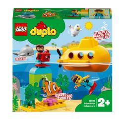 10910 - LEGO® DUPLO l'aventure en sous-marin