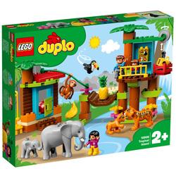 10906 - LEGO® DUPLO L'île tropicale