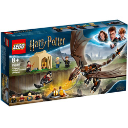 75946 - LEGO® Harry Potter Magyar à pointes du Tournoi des Trois Sorciers