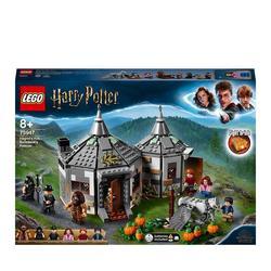 75947-LEGO® Harry Potter La cabane de Hagrid le sauvetage de Buck